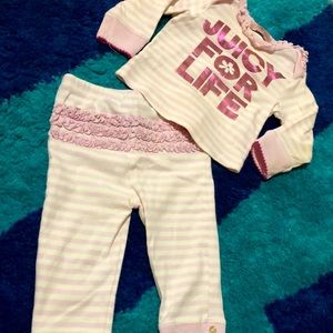 Juicy Couture pjs